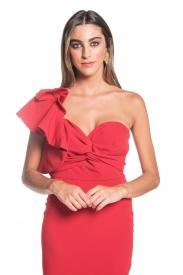 Vestido Victoria Rojo