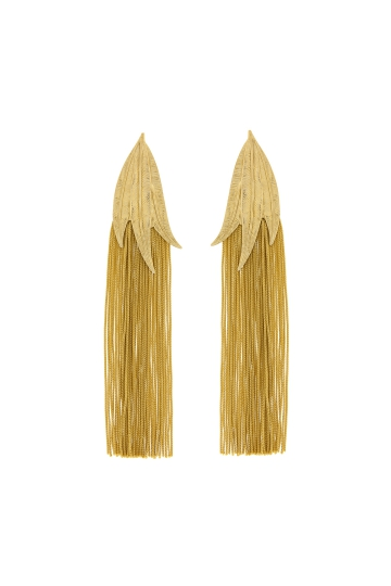 Pendientes Indian Gold