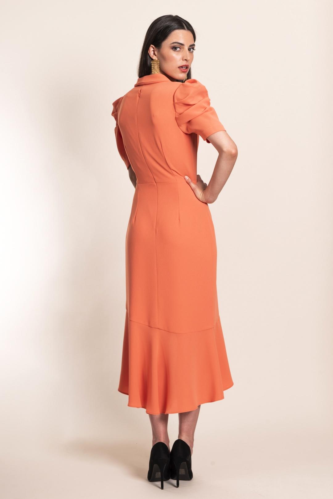 left - Vestido Laysan