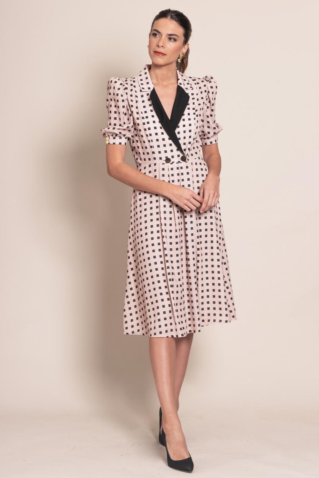 front - Vestido Amaranta