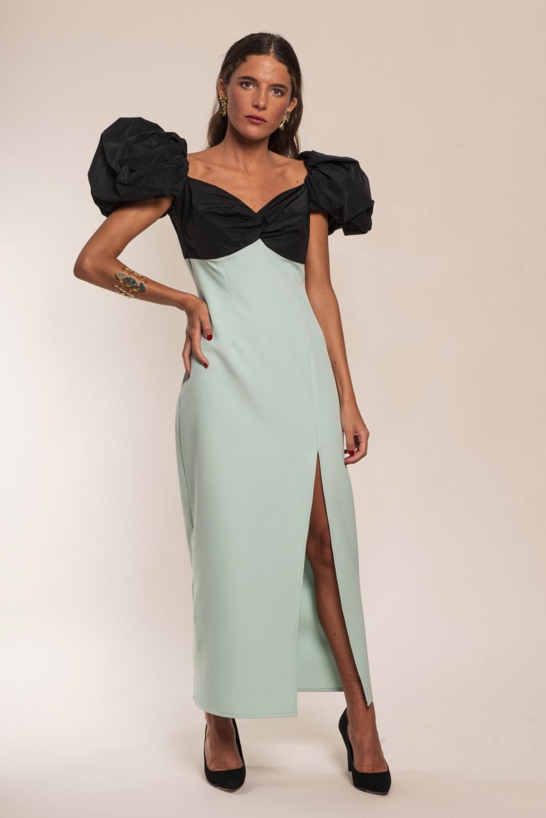front - Vestido Circe