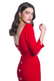 77bbe86f04592 Alquiler de Vestidos - La Más Mona