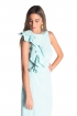 front - Vestido Martinica Aqua