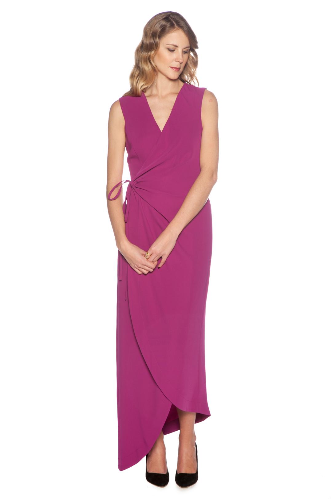 Vestido Sueño Buganvilla - Alquiler de Vestidos - La Más Mona