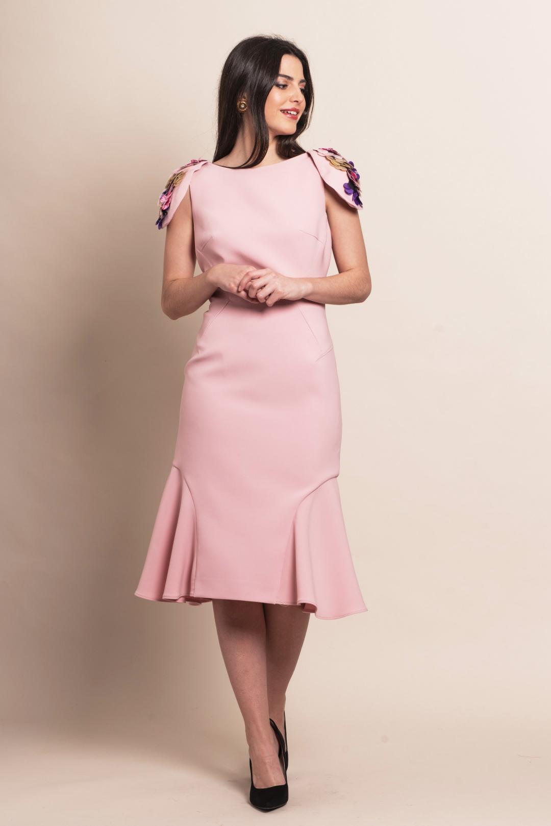 back - Vestido Bruneida