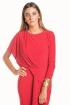 Vestido Larisa Rojo