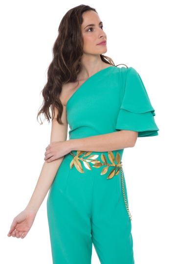 Mono Jumpsuit Mint