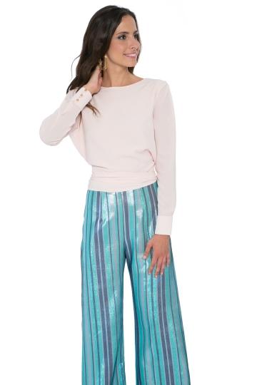 Pantalón Mauricia Azul