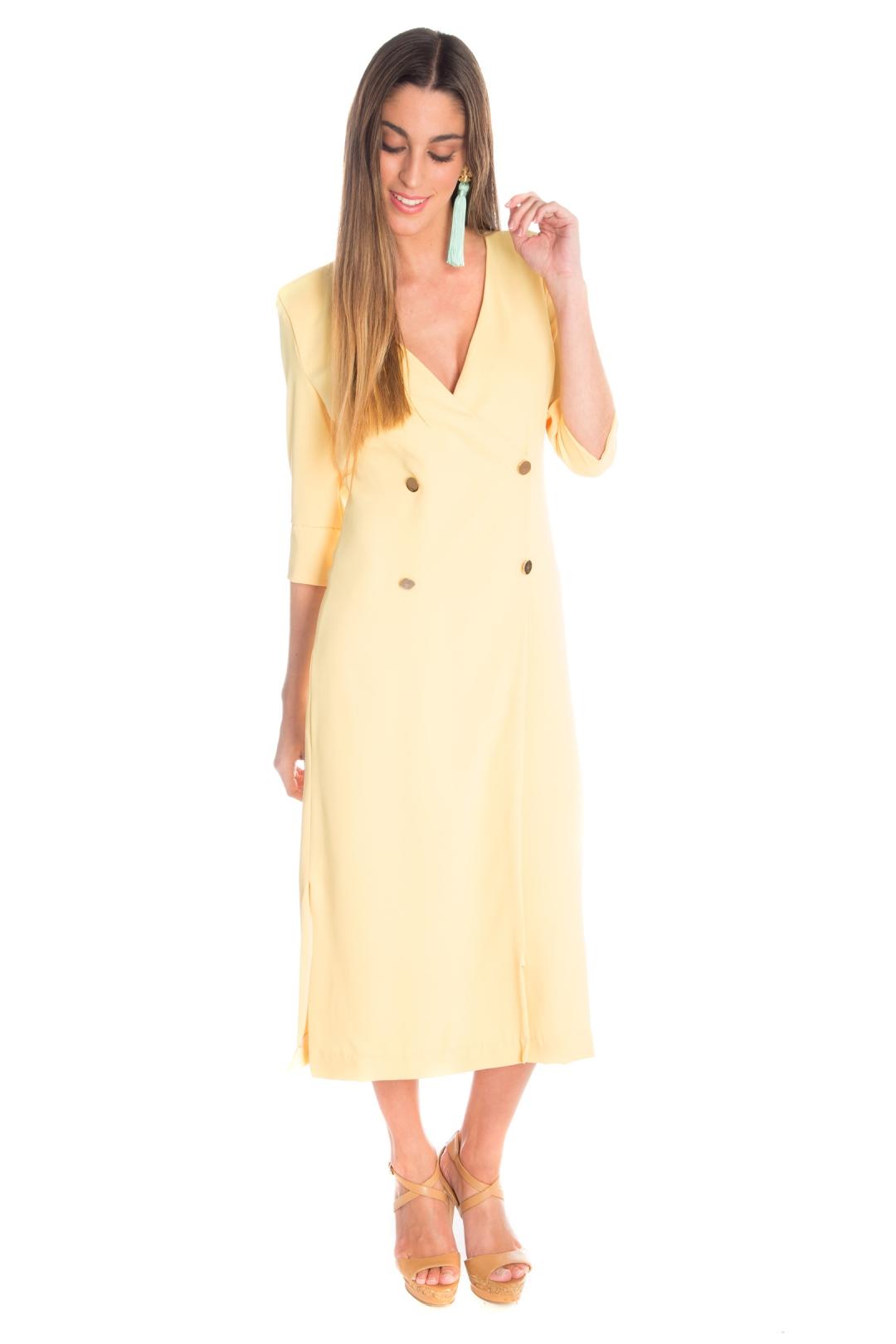 front - Vestido Bibi Lemon