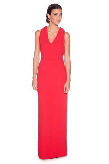 Vestido Lucila Rojo