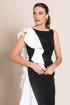 Vestido CH Black and White