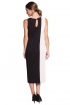 left - Vestido Melrose Black