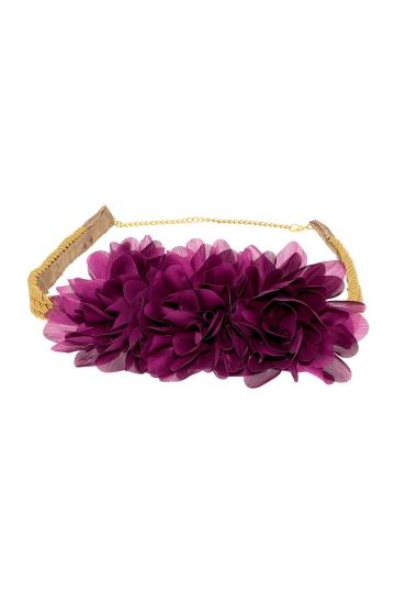 Cinturón Otoño Floral