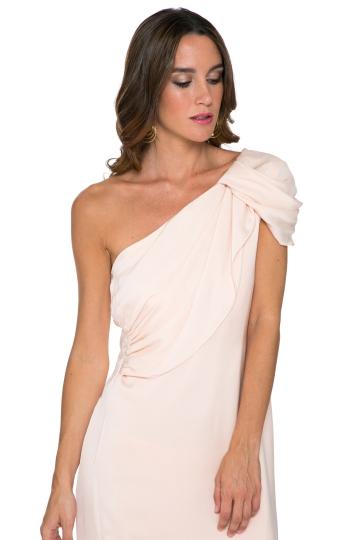 Vestido Laura Nude
