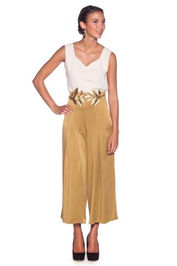 Pantalón Culotte Gold