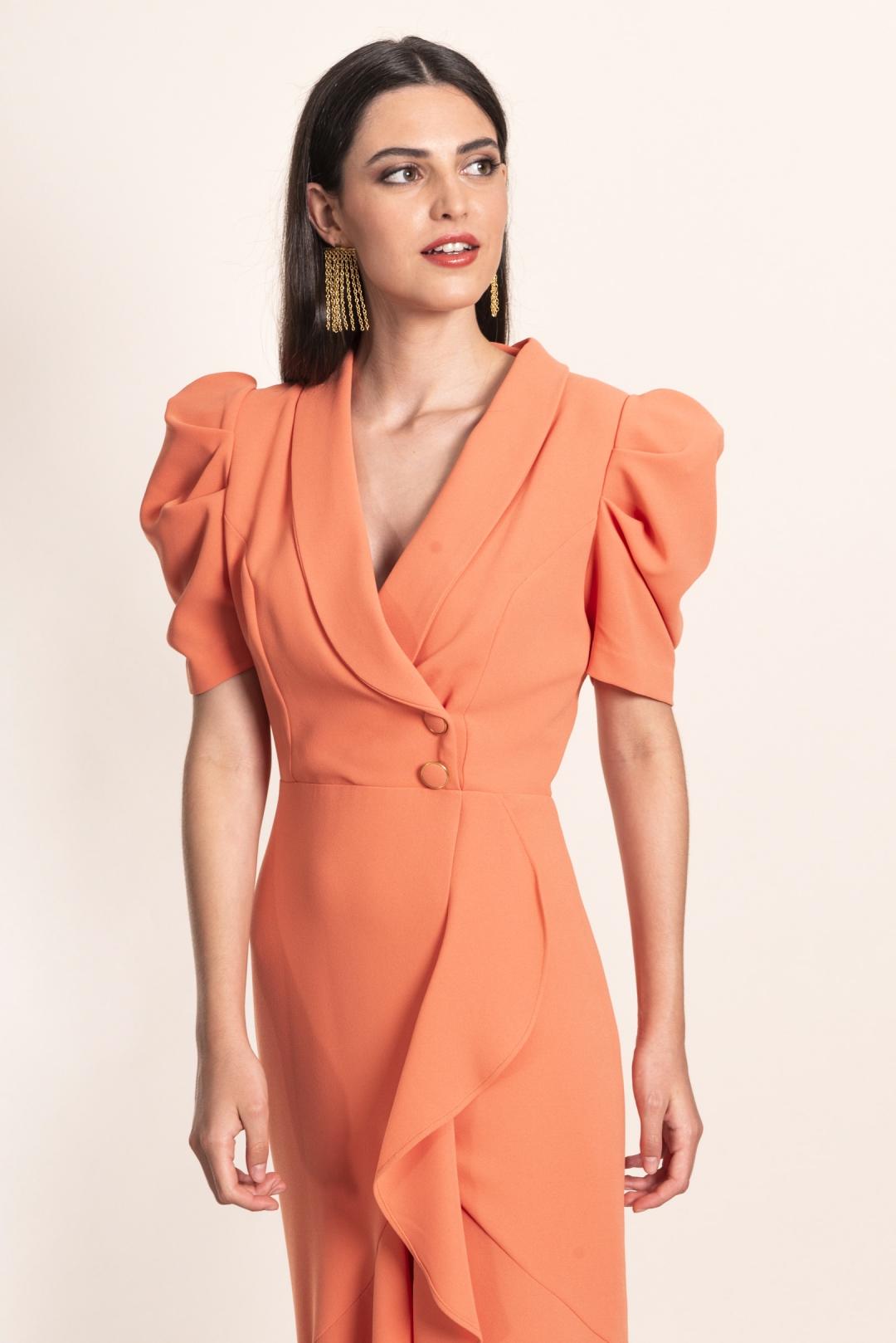 front - Vestido Laysan