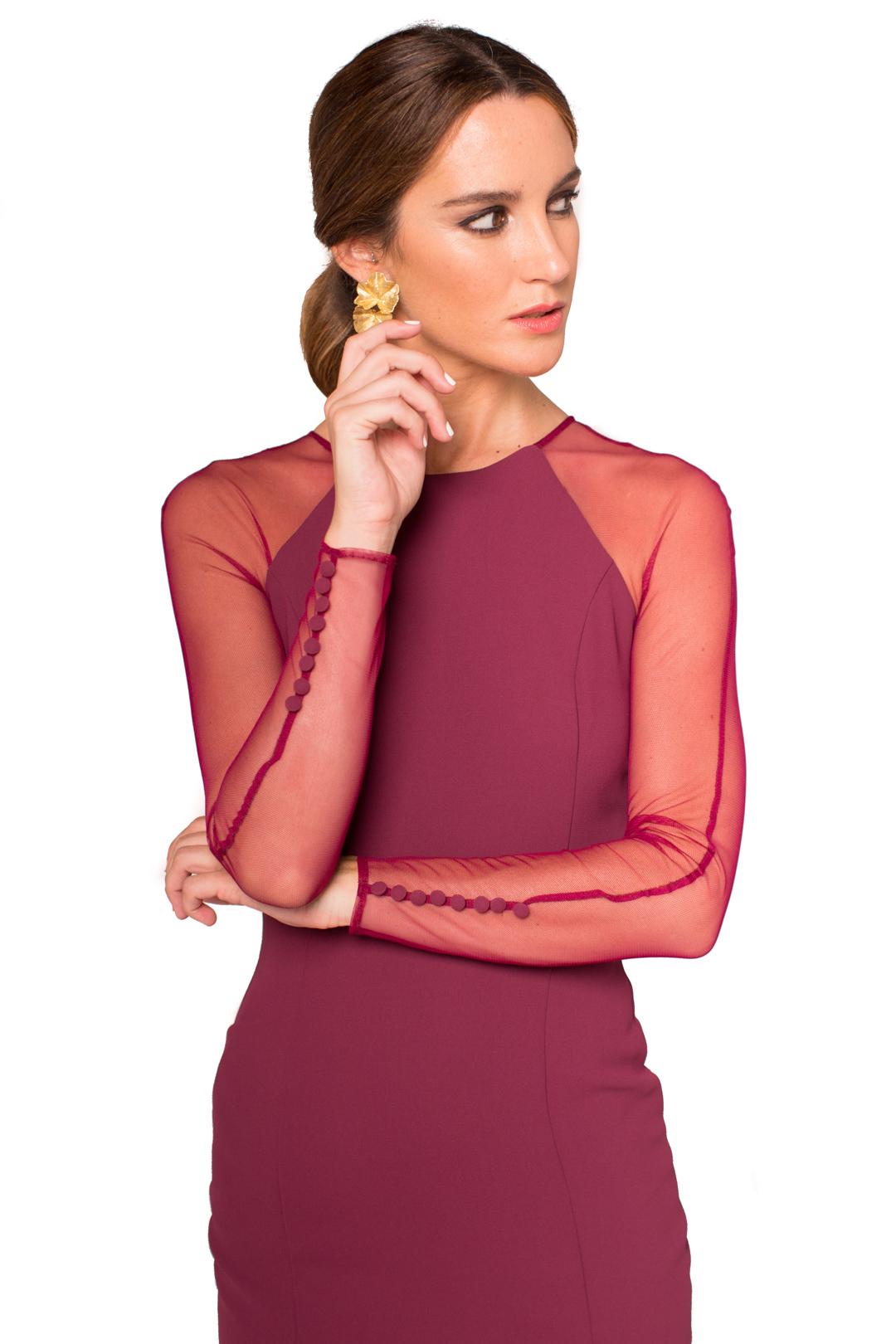 back - Vestido Halley