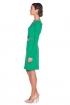 left - Vestido Alma Verde
