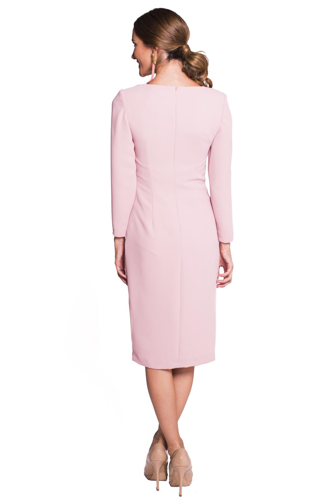 left - Vestido Gales Pink