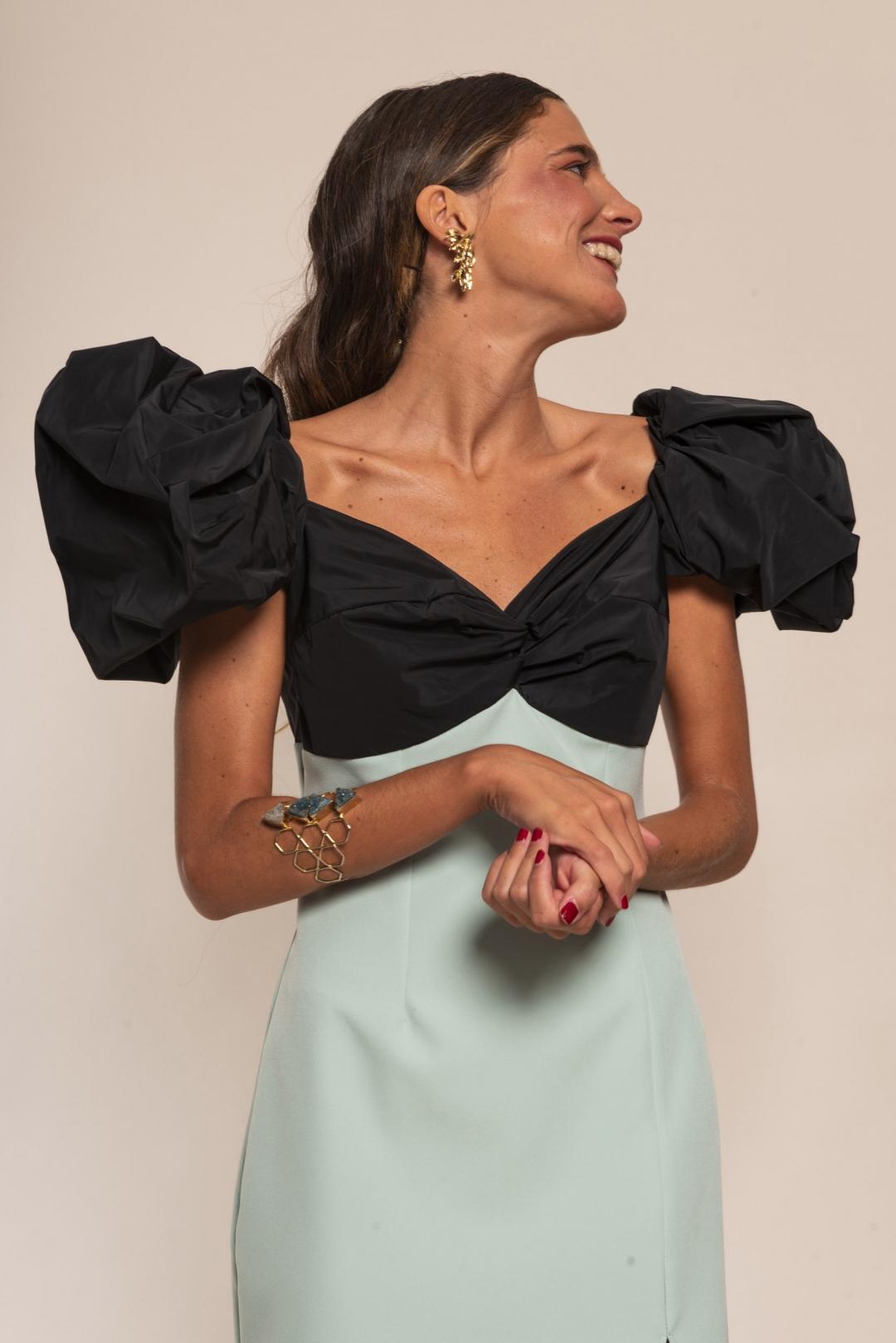 back - Vestido Circe
