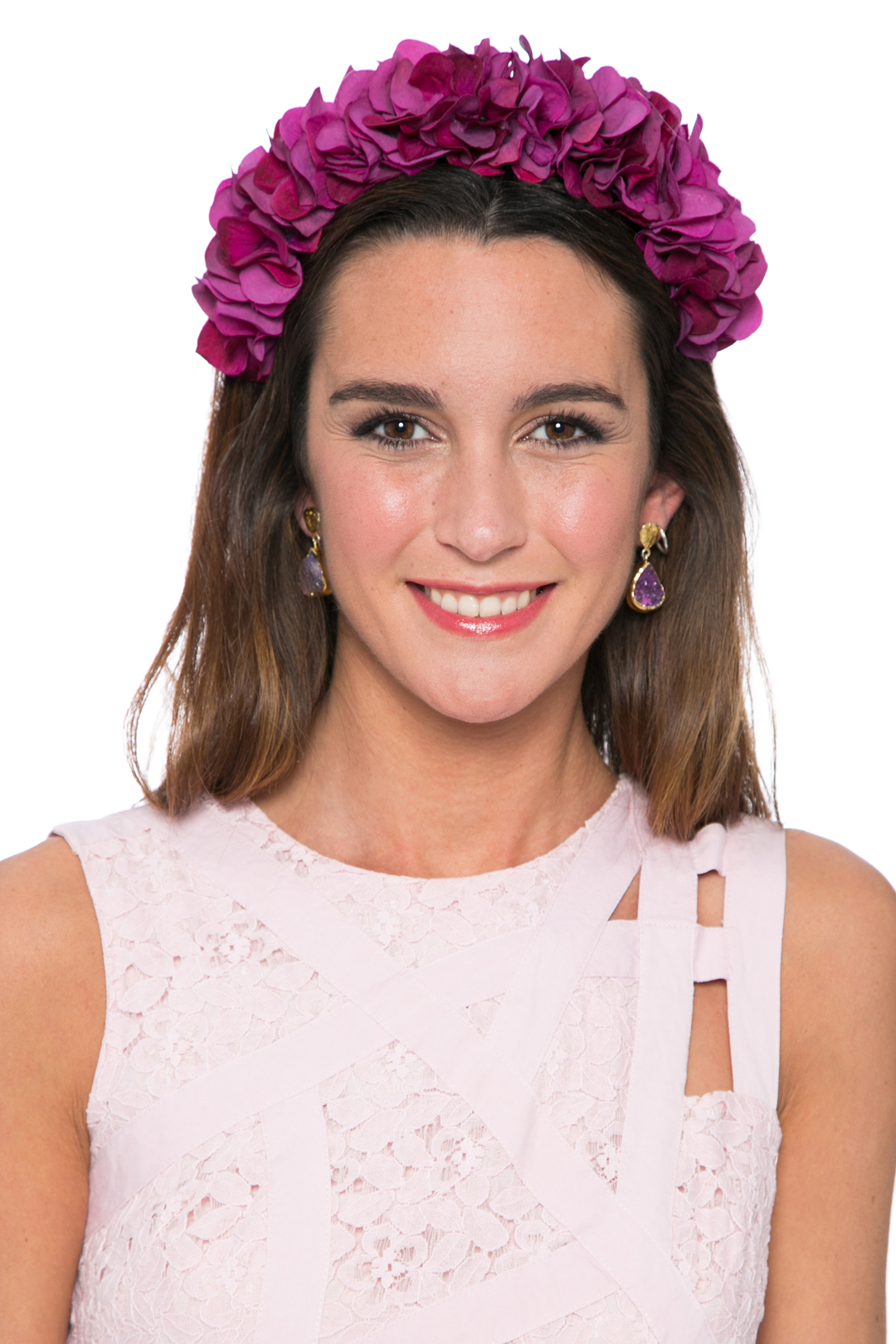 front - Diadema Coralillo