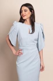 Vestido Midal Blue