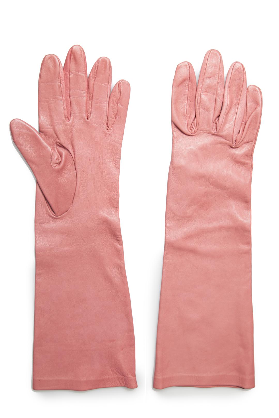 front - Guantes Varadé Pink