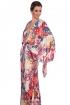 front - Vestido Kimono Print