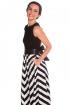 front - Vestido Stripes
