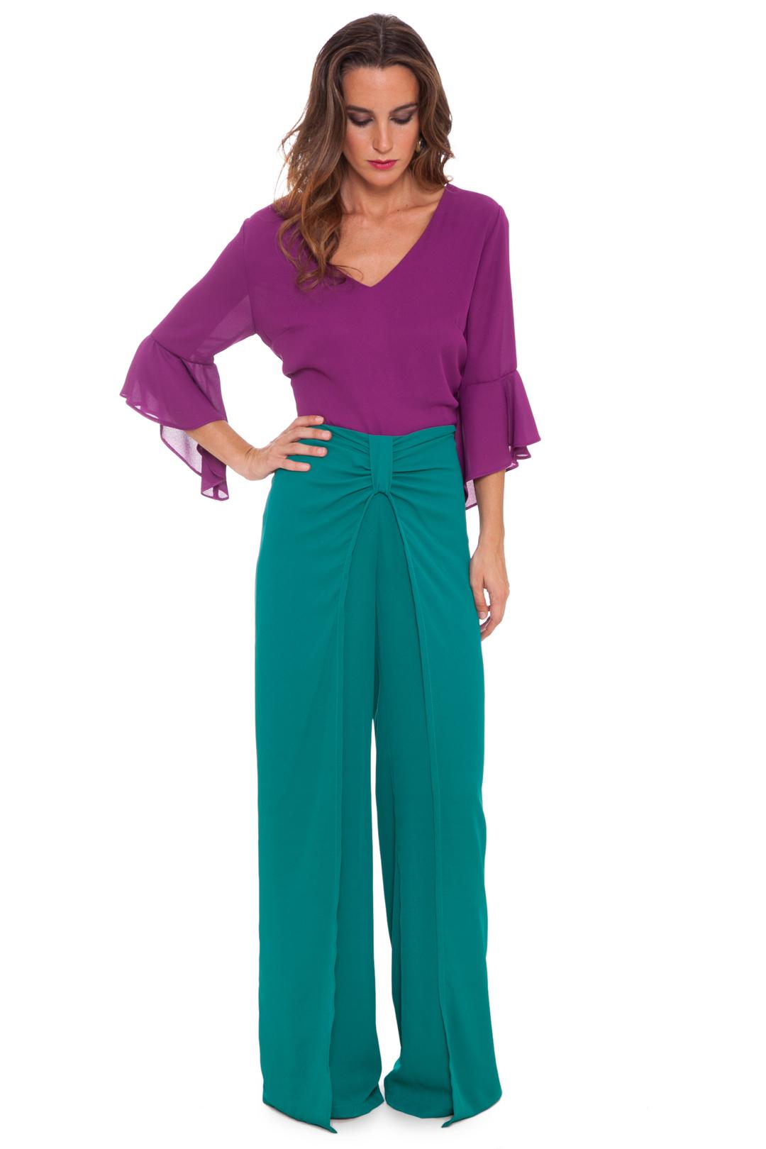 back - Camisa Purple Campana