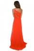 left - Vestido Sparkling Orange