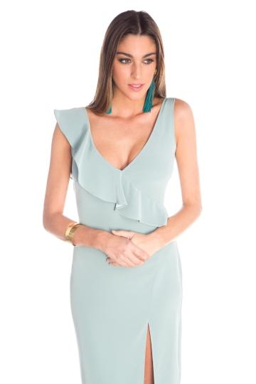 Vestido Sofía Aqua