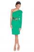 front - Vestido Alma Verde