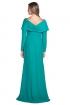 left - Vestido Sesa Verde