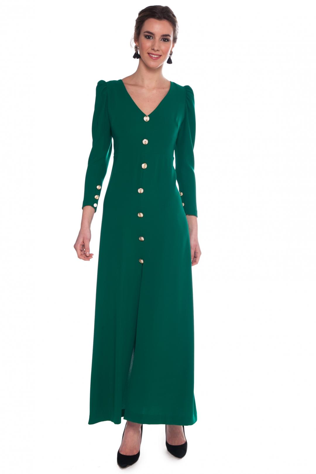 back - Vestido Medieval