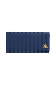 Cartera Stripes Navy