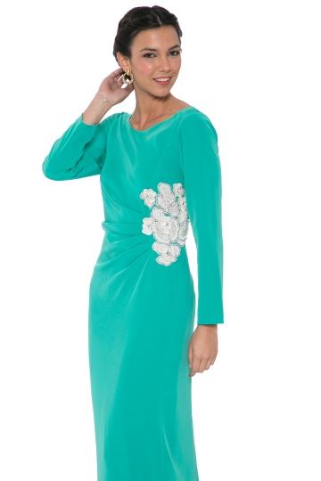 Vestido Green Acqua
