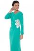 front - Vestido Green Acqua